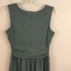 The North Face Dresses - The North Face Green Heartwood Casual Dress Sz  M